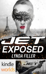 A JET-KindleWorlds Thriller based on RUSSELL BLAKE'S JET