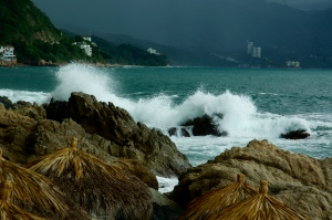 #Summer #Storms #PuertoVallarta #MysteryBook #JetExposed laid back living  #JetKWorld