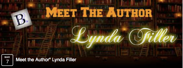 MEET LYNDA FILLER ON FACEBOOK EVENTS