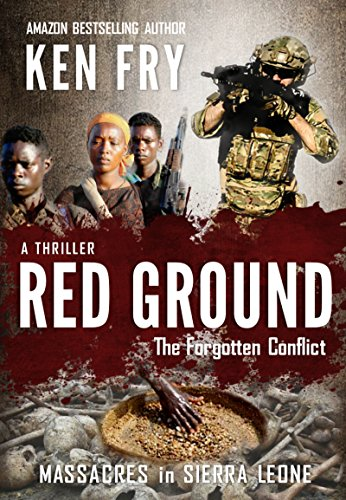 BOOK REVIEW COVER RED GROUND BY KEN FRY